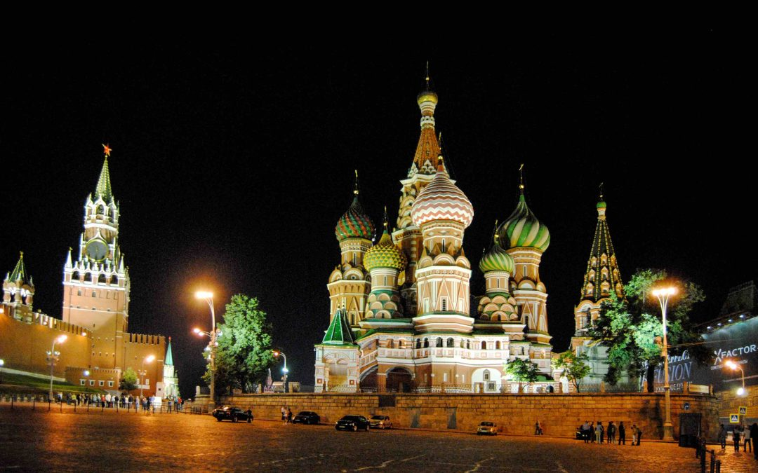 3 days in Moscow with Viagens Abreu