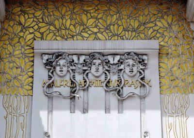 Ver Sacrum, Viena