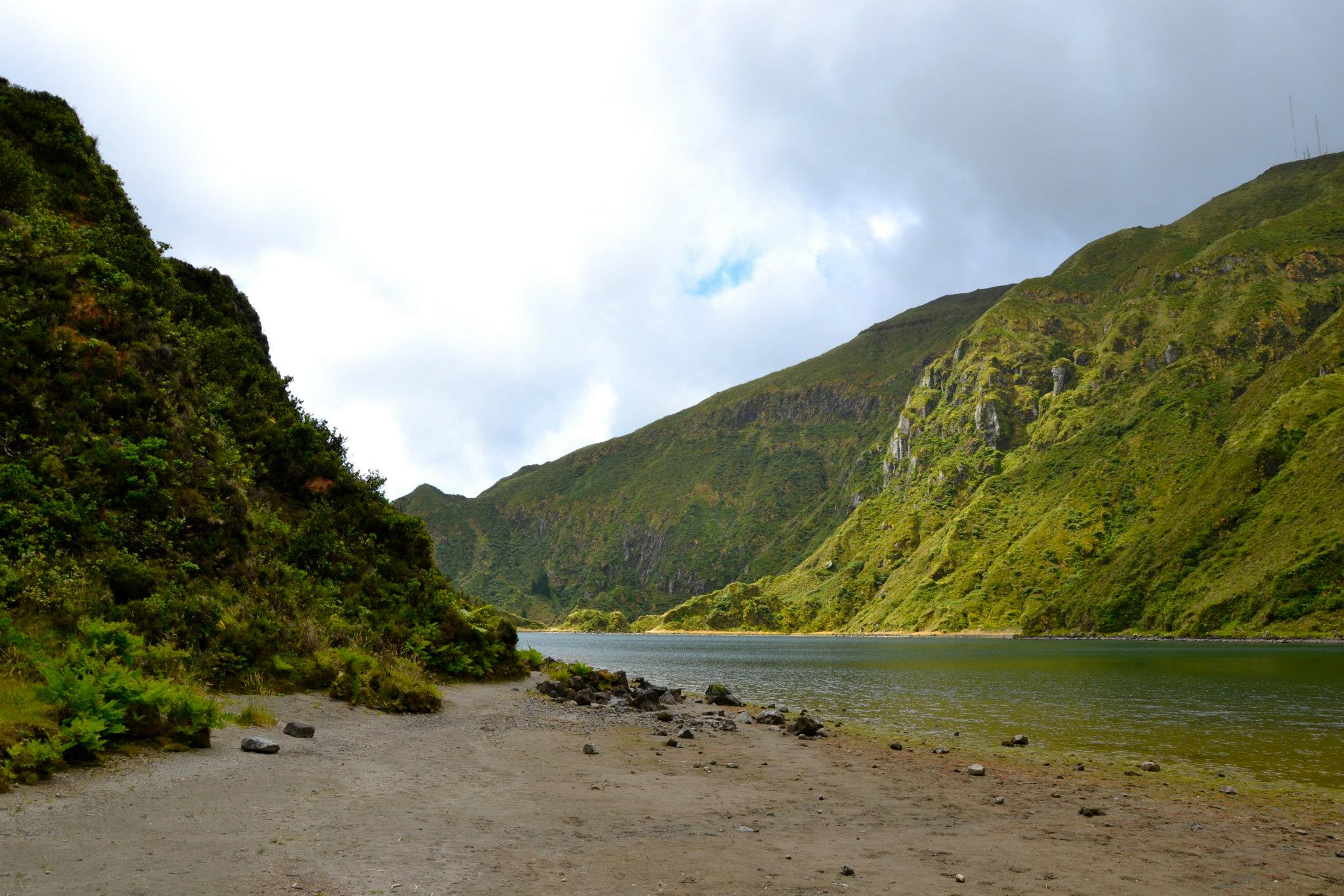 7 days in São Miguel, Azores