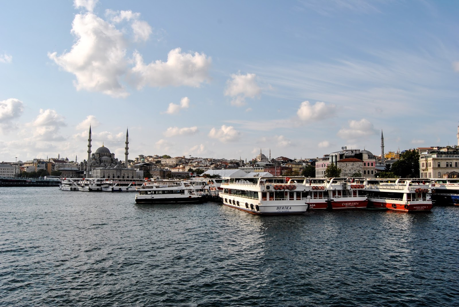 Istanbul, where Europe meets Asia
