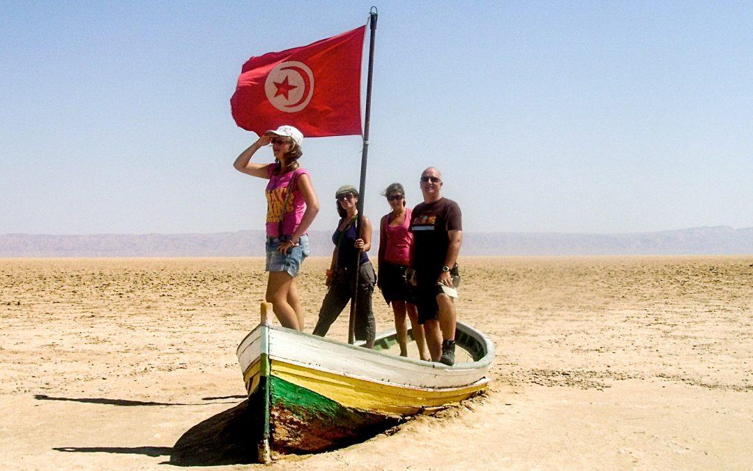 Tunisia – Circuito dos Oasis em 4×4