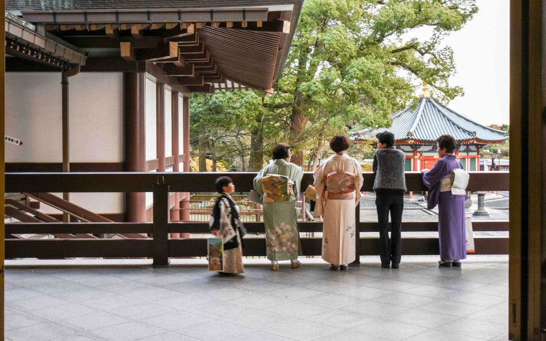 15 Day Travel Itinerary through Japan