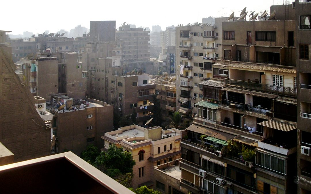 Cairo e as Pirâmides de Gizé