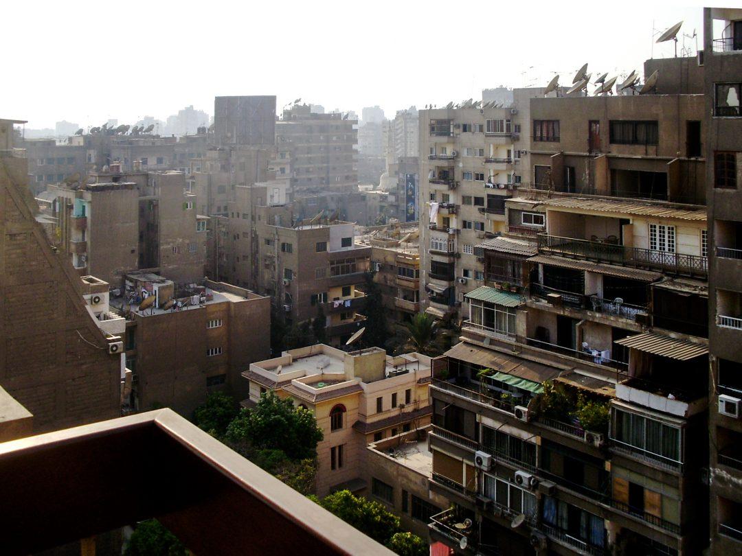 Cairo and Giza Pyramids