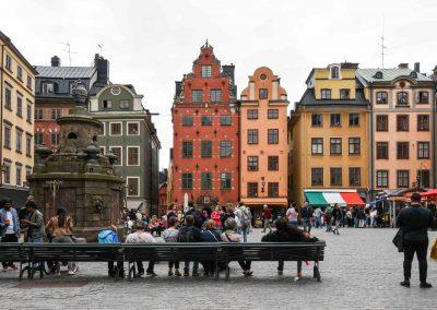 24 horas em Estocolmo