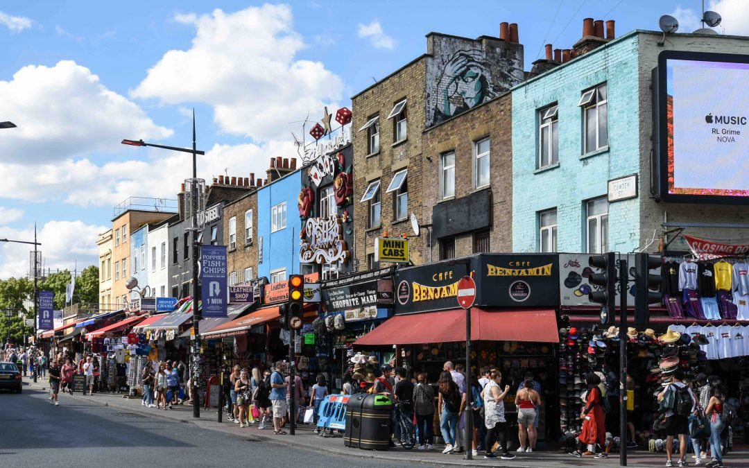 Londres alternativo – Camden Town