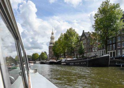 Amesterdão – um cruzeiro pelos canais