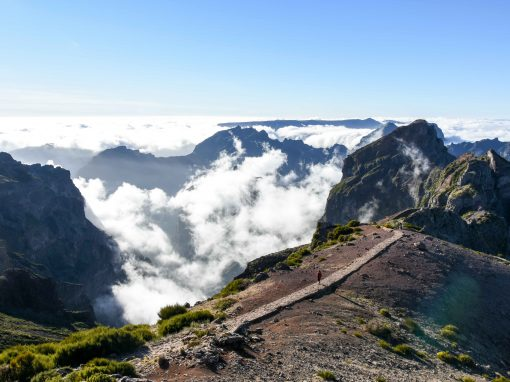Madeira – 5 days, 5 hikes