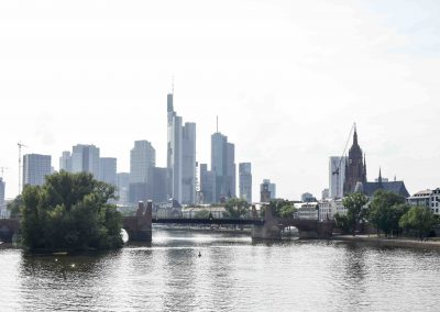 Frankfurt – a city of contrasts