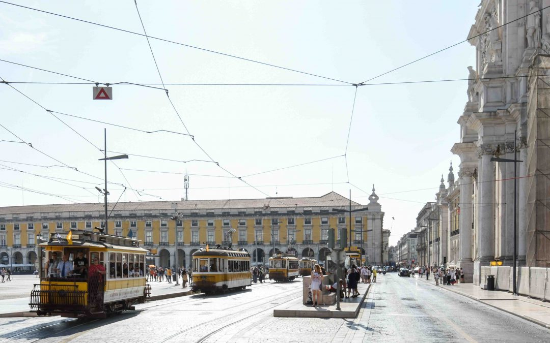 Desfile de Eléctricos – Semana Europeia da Mobilidade