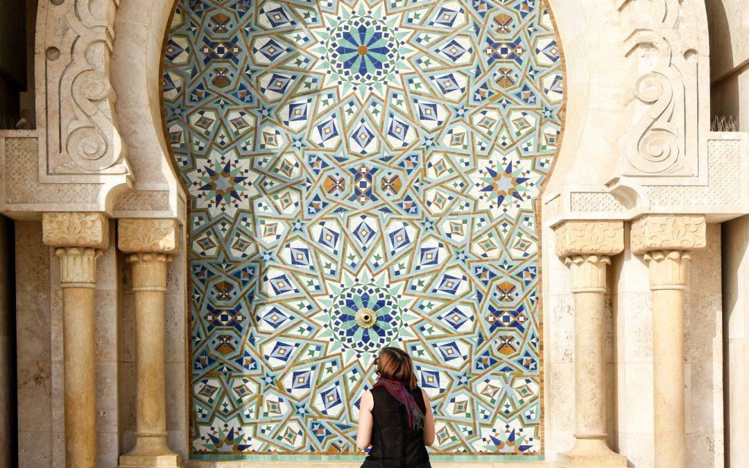 Casablanca – visiting Hassan II Mosque