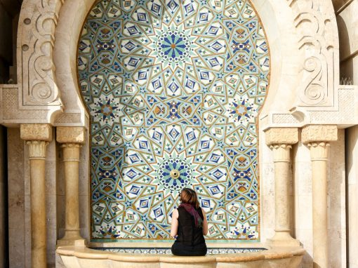 Casablanca – visiting Hassan II Mosque