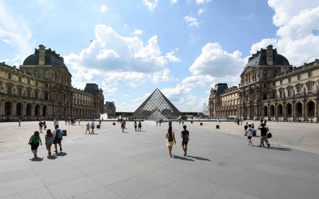 Louvre, Paris – free museums until 26