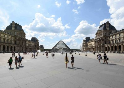 Louvre, Paris – museus grátis até aos 26