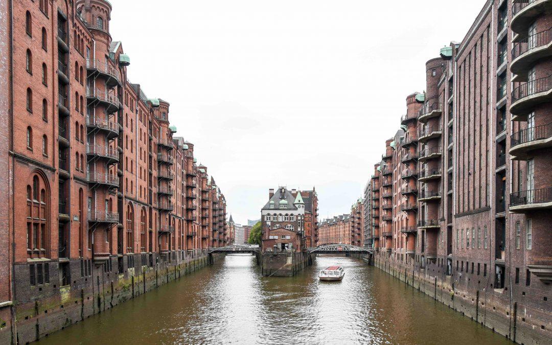 Hamburg – Speicherstadt and the Elbphilarmonie
