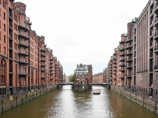 Hamburg – Speicherstadt and the Elbphilarmonie