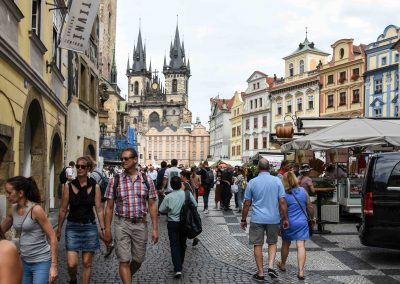 Prague: the most photogenic city of Europe?