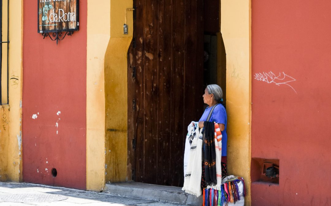 "Holidays ""at home"" – Oaxaca, Mexico"