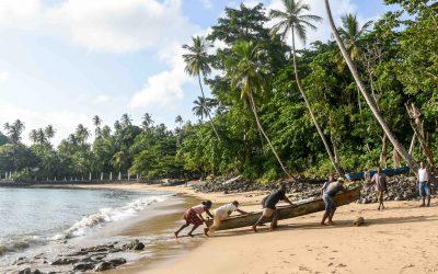 Pescadores de Santana – São Tomé