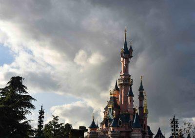 Aniversário na Disneyland Paris