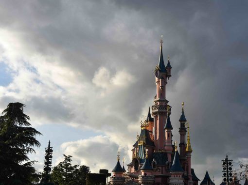 Birthday at Disneyland Paris