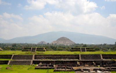 Ruinas de Teotihuacan, México