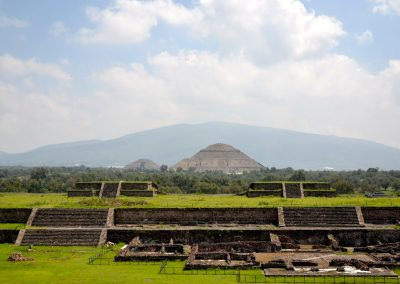 Teotihuacan ruins, Mexico