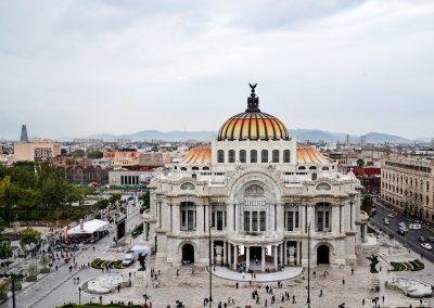 5 dias na Cidade do México