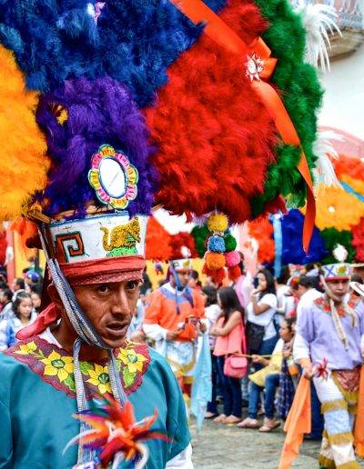 Danza de la pluma - San Bartolo Coyotepec