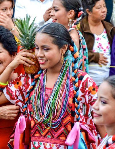 Flor de piña - San Juan Bautista Tuxtepec