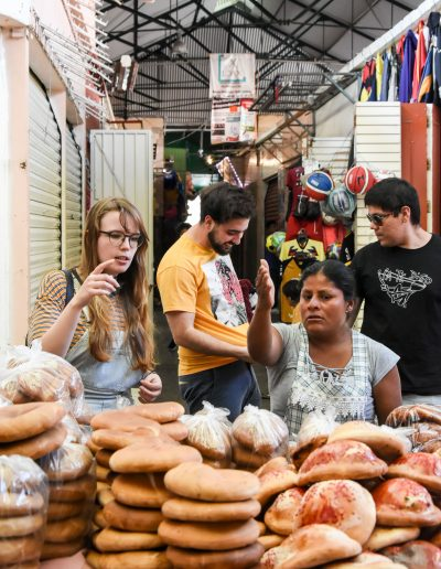 Mercado Benito Juarez Maza