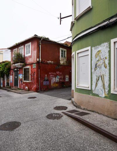 Las Meninas de Canido, Ferrol