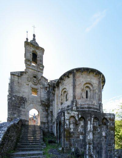 Caaveiro Monastery, Fragas de Eume
