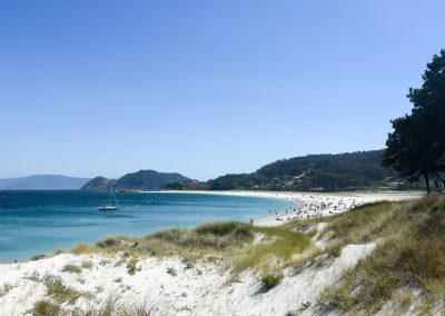 Islas Cíes, an unknown paradise in Galicia