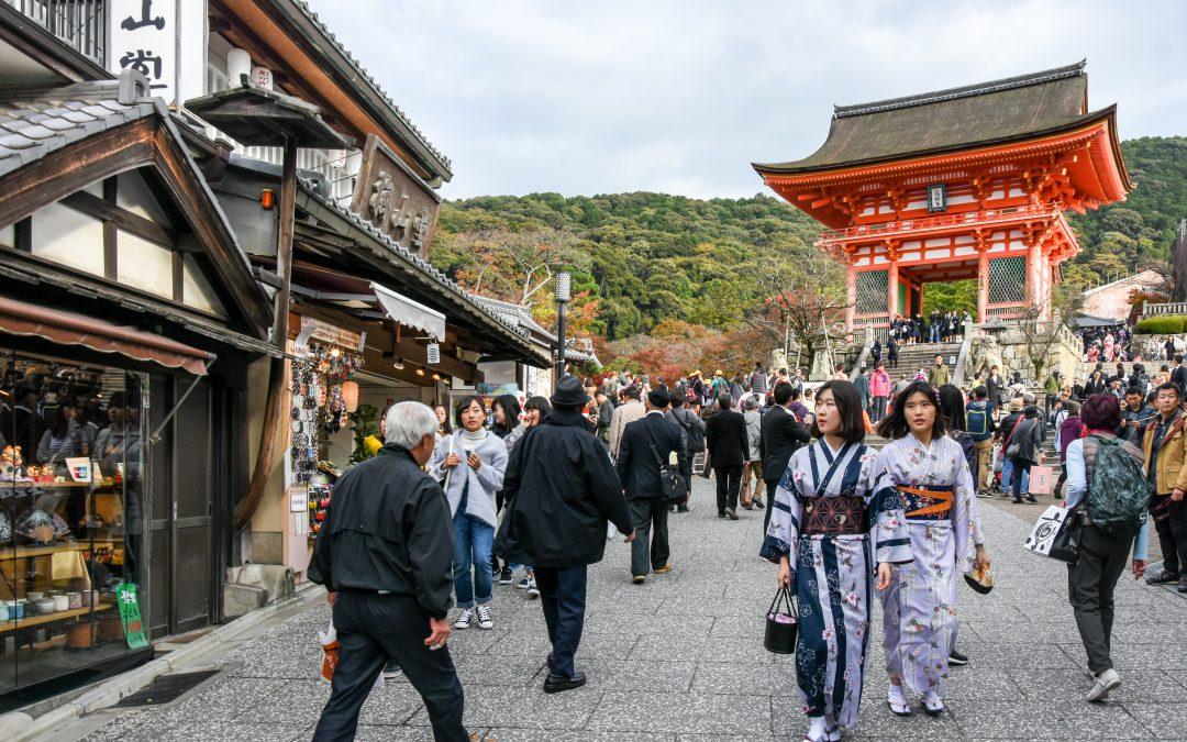 O que ver em Quioto